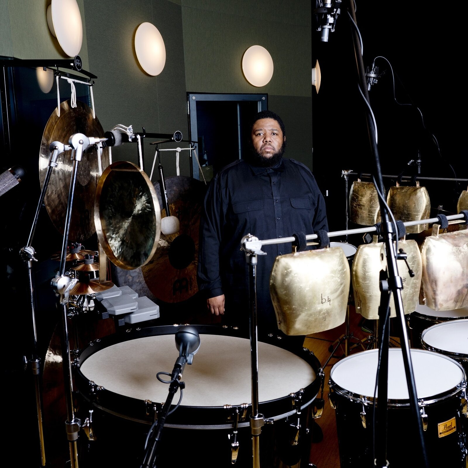Tyshawn Sorey, A Musical Shapeshifter, Wins MacArthur 'Genius' Prize