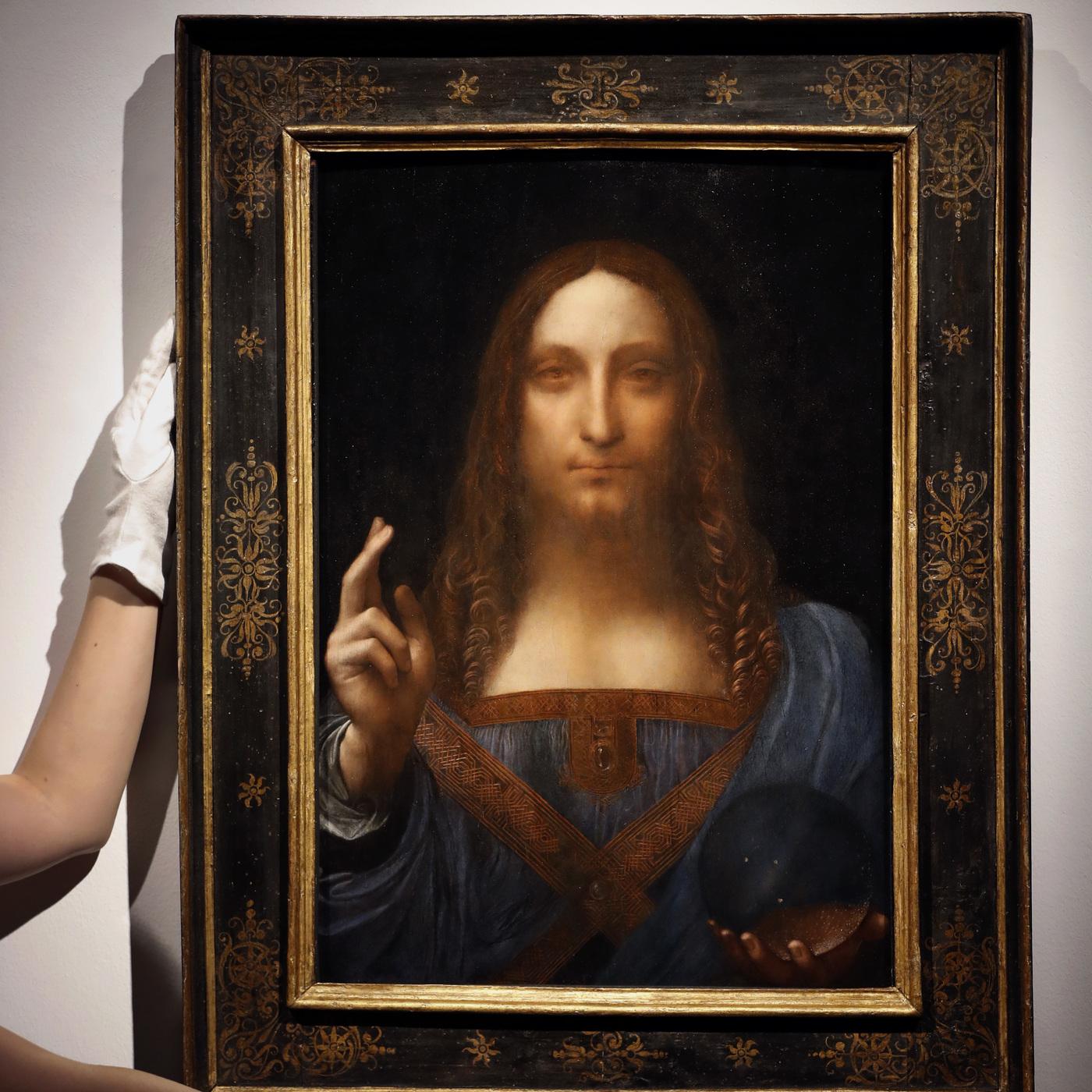 Leonardo Da Vinci Portrait Of Christ Sells For Record