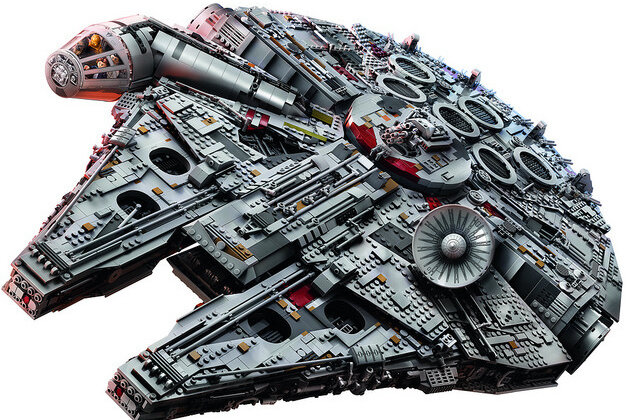 Whats 800 And Already Sold Out This Lego Star Wars Ship