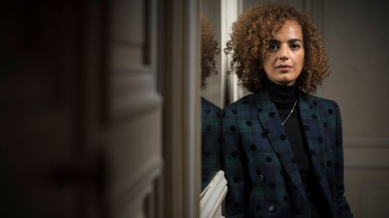 The French-Moroccan author Leila Slimani has just released her breakout novel, The Perfect Nanny, in the U.S.