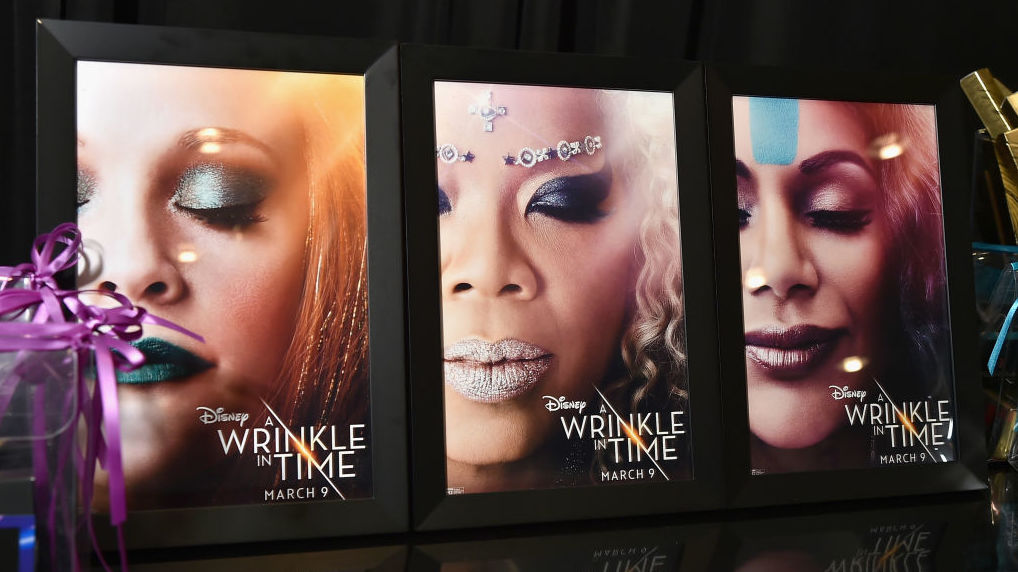 "O, The Oprah Magazine hosts special NYC screening of ""A Wrinkle In Time"" at Walter Reade Theater on March 7, 2018 in New York City."