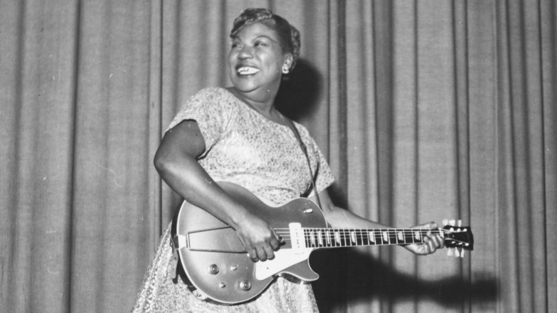 Sister Rosetta Tharpe Gets Her Day In The Rock & Roll Hall Of Fame : World  Cafe : NPR