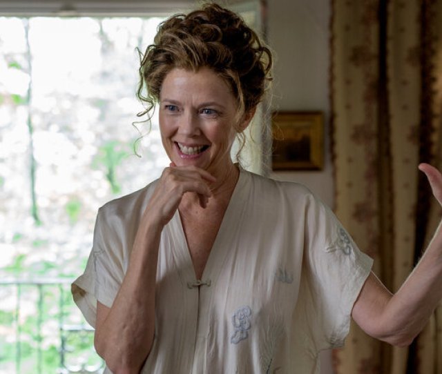 Annette Bening Acting Is A Fabulous Way To Expand Your Own Heart