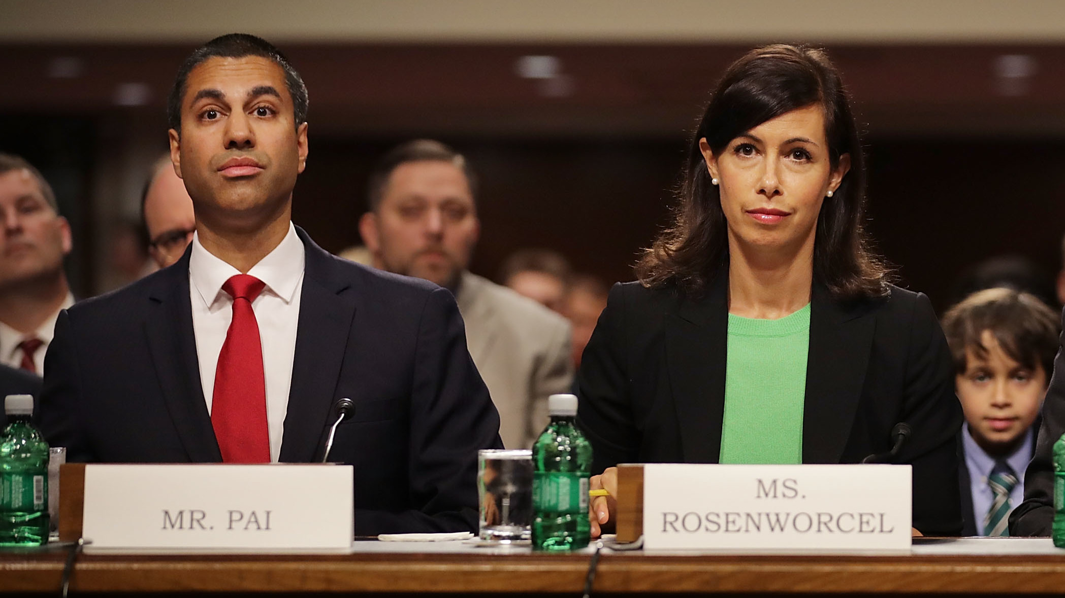 The Federal Communications Commission rollback of net neutrality went into effect today. FCC Chairman Ajit Pai championed the move, while commissioner Jessica Rosenworcel opposed it.