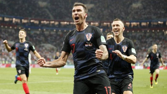 Image result for pic of croatia beat england
