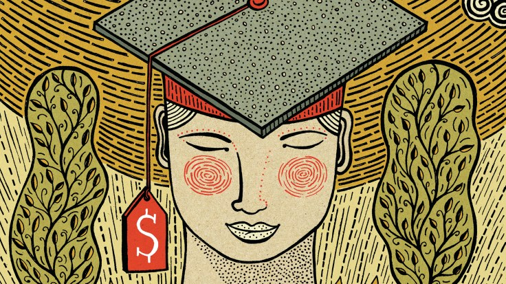 Nationally gathered statistics suggest that nearly half of graduating physicians in 2017 owed more than $200,000 in student debt.