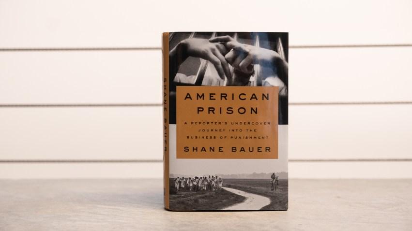 Resultado de imagen para American prison-Shane Bauer