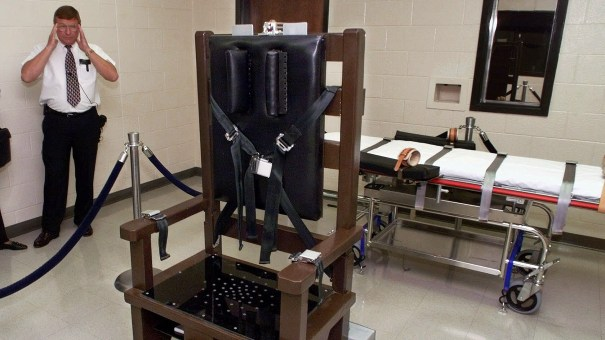 The electric chair at Riverbend Maximum Security Institution in Nashville, Tenn., which was chosen by a prisoner last week. Like him, four other inmates have challenged the use of drug executions by opting for other methods.