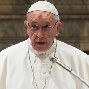Pope Francis Tells Abusive Priests And Bishops To Turn Themselves In