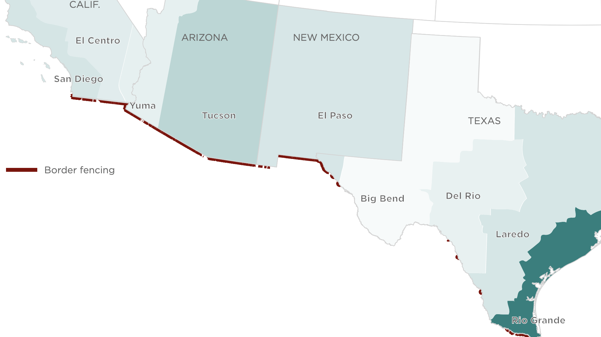 where does illegal immigration
