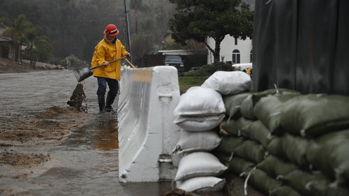 Back-To-Back Storms And No Pay For Federal Weather Forecasters