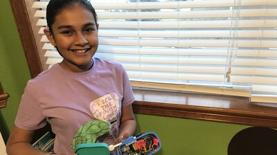 A 13-Year-Old Science Entrepreneur Wants To Bring Her Water Testing Device To Market