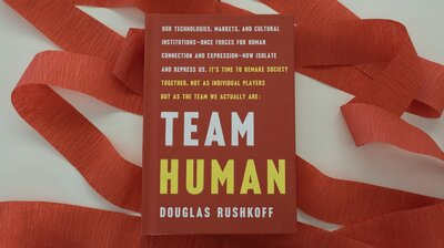 'Team Human' Stresses That The Future Lies In Connection And Cooperation