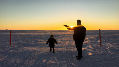 After 2 Months, The Sun Rises In The Northernmost U.S. Town