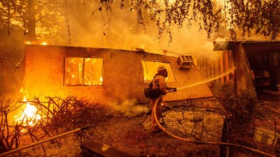 PG&E Could Shut Off Power For Millions To Prevent Wildfires