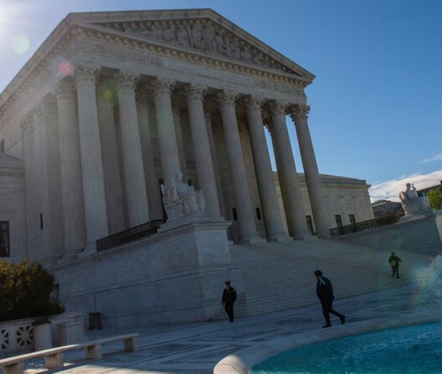 Supreme Court Will Hear Cases On Lgbtq Discrimination Protections For Employees