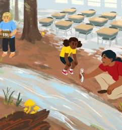 Tips For Teaching Your Students About Climate Change And Global Warming :  NPR [ 2700 x 4800 Pixel ]