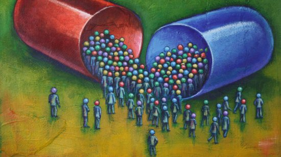 How Drug Companies Helped Shape A Shifting, Biological View Of Mental Illness