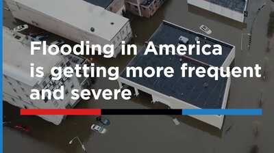 WATCH: Flooding In The U.S. Is Getting Worse