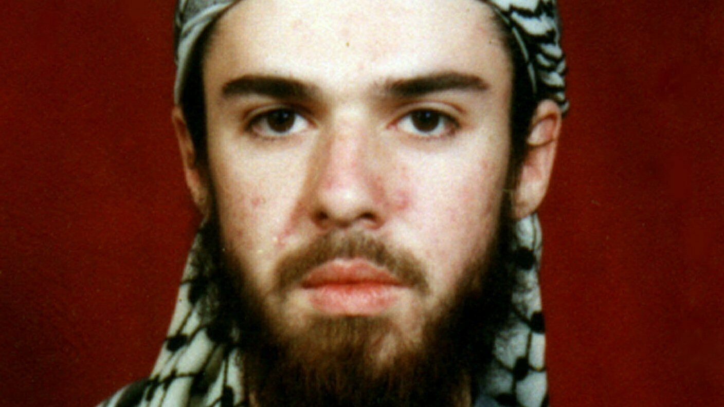 John Walker Lindh, Convicted Of Helping Taliban, Is ...