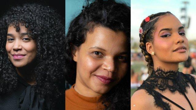 Elizabeth Acevedo, Amanda Alcantara and Danyeli Rodriguez del Orbe are this week