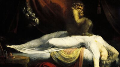 Seeing Monsters? It Could Be The Nightmare Of Sleep Paralysis