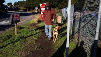 Sweeps Of Homeless Camps In California Aggravate Key Health Issues