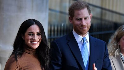 Meghan And Harry 'Step Back' As Royals — What Does That Mean, Exactly?