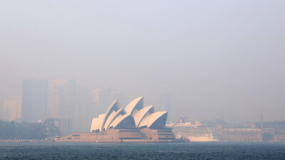 Australia's Wildfires Are Releasing Vast Amounts Of Carbon