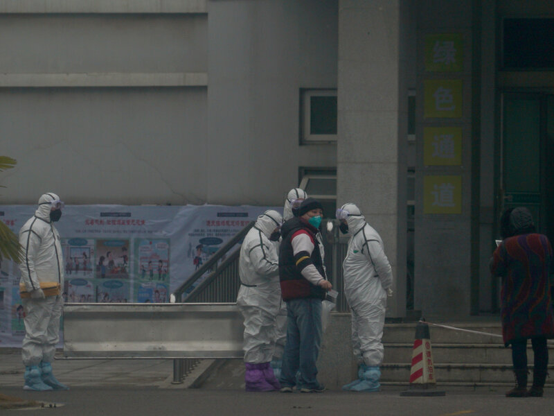 1st Case Of Coronavirus In U.S. Detected In Traveler From China ...