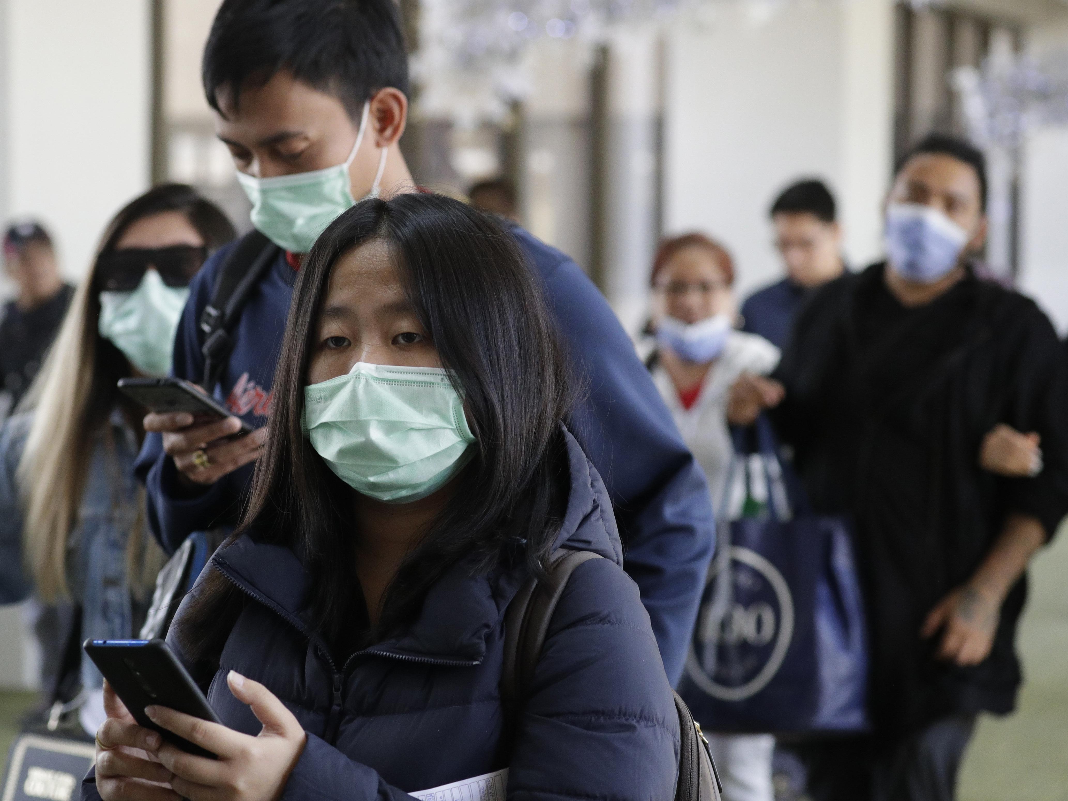 Chinese Authorities Begin Quarantine Of Wuhan City As Coronavirus ...