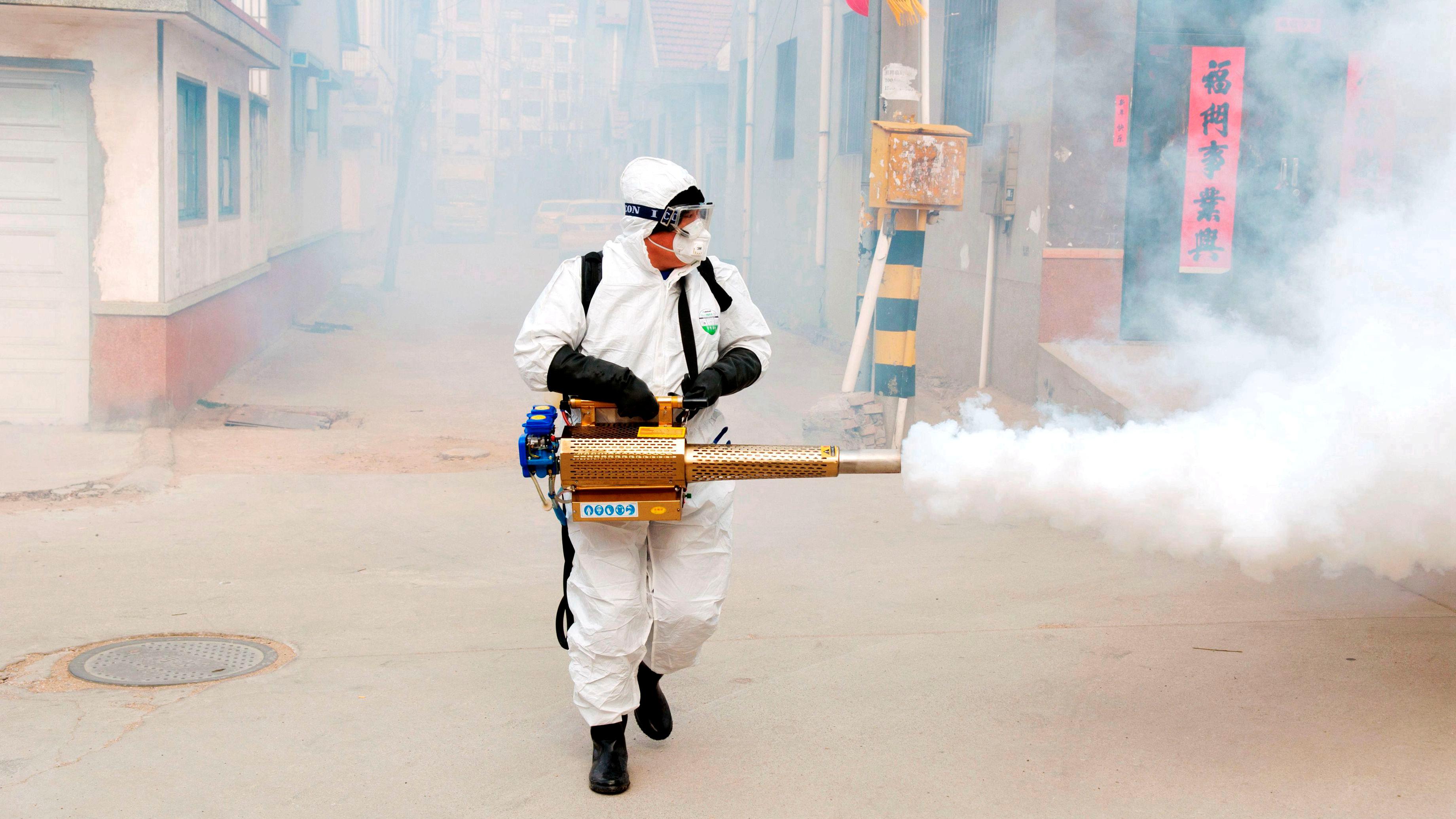 Coronavirus Has Now Spread To All Regions Of Mainland China ...