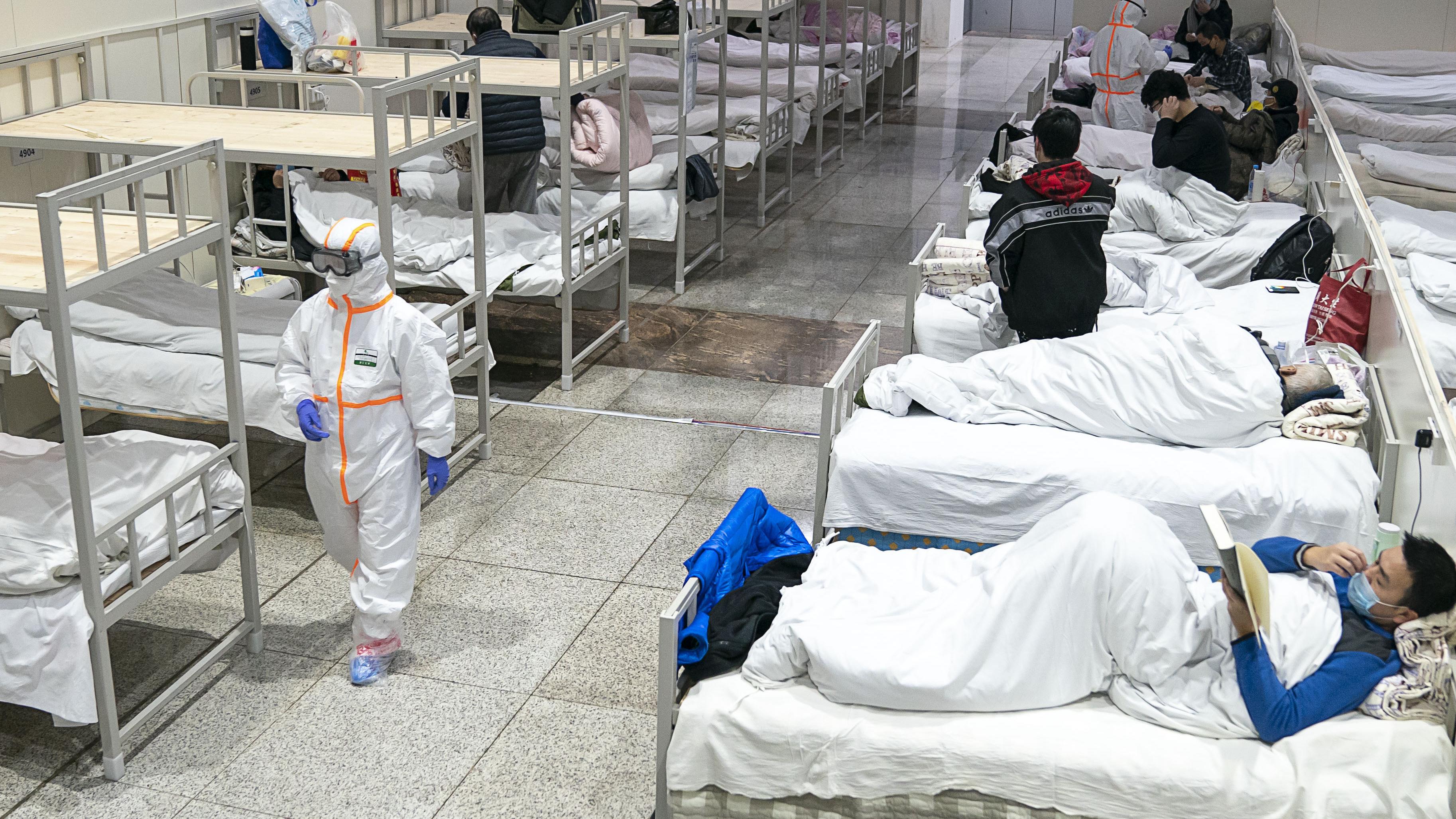 Coronavirus Whistleblower Dies From The Disease In China : NPR