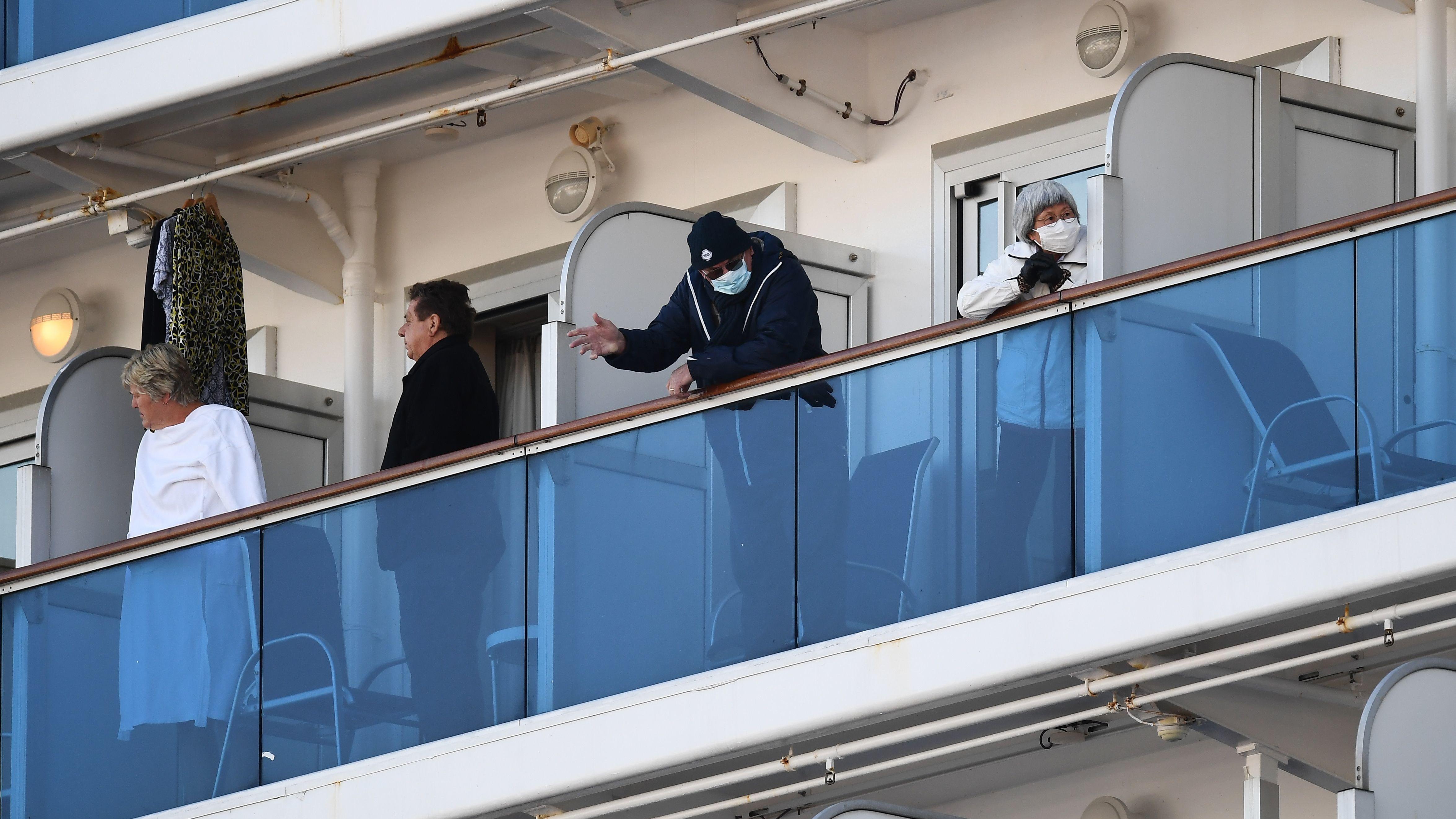 Diamond Princess Cruise Ship Has 65 More Coronavirus Cases : Goats ...