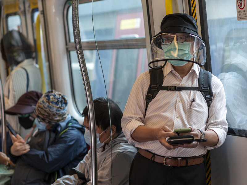 Containing Coronavirus In Hong Kong Comes At A Significant Cost ...