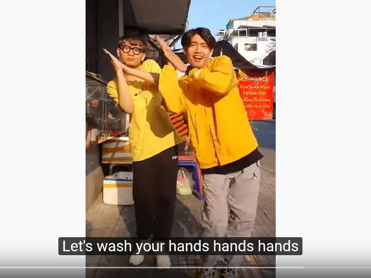 Coronavirus Fears Have Led To A Golden Age Of Hand-Washing PSAs ...