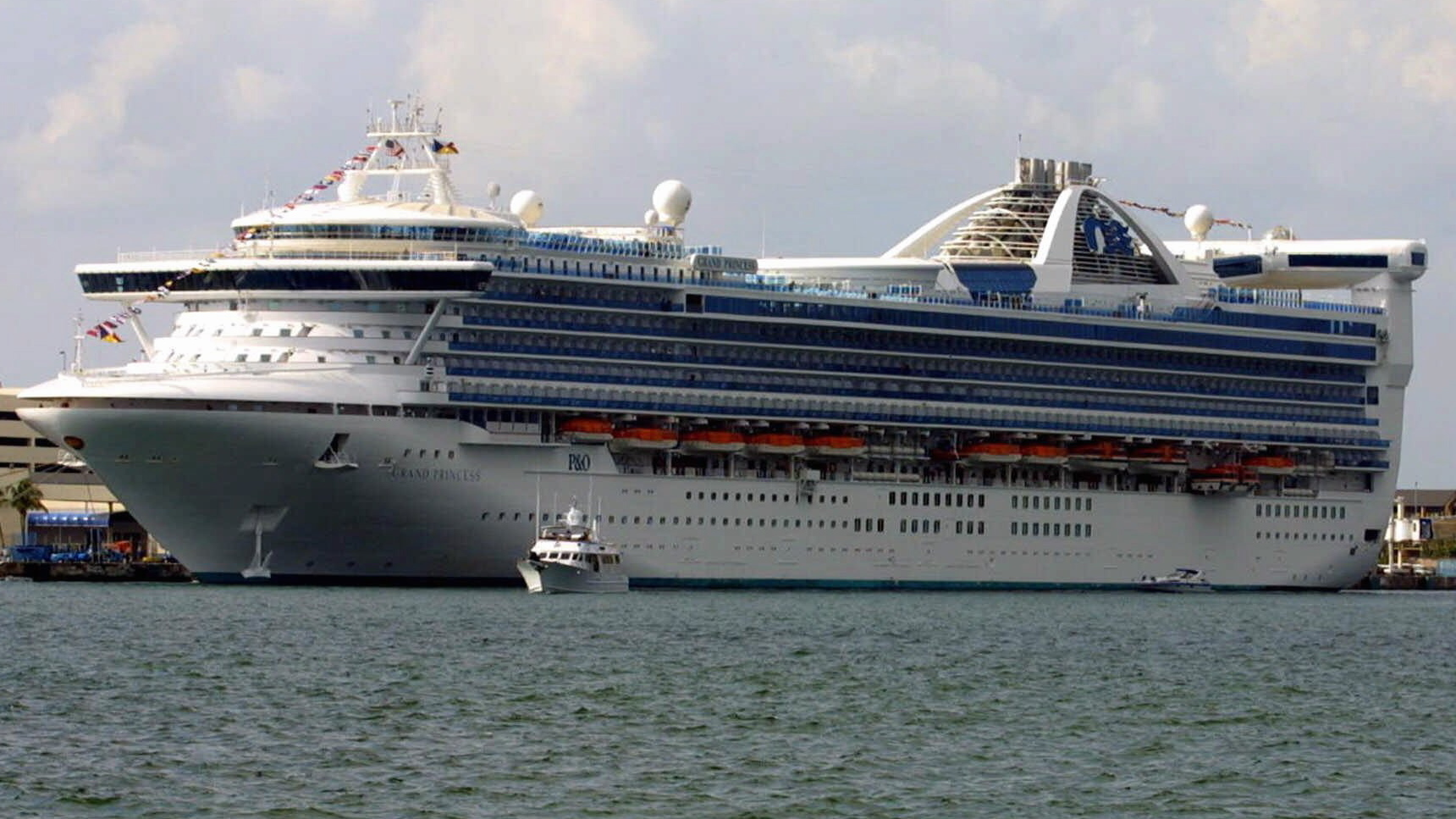 Coronavirus: Grand Princess Cruise Ship In Limbo After Former ...