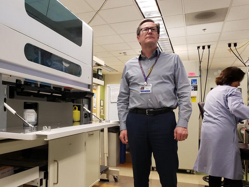 Coronavirus Tests: Lab At University Of Washington Was Ready ...