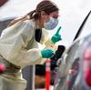 U.S. Coronavirus Testing Starts To Ramp Up But Still Lags