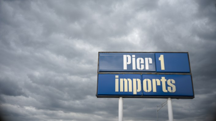 Bankrupt Pier 1 could not find a buyer during the coronavirus pandemic. Now it