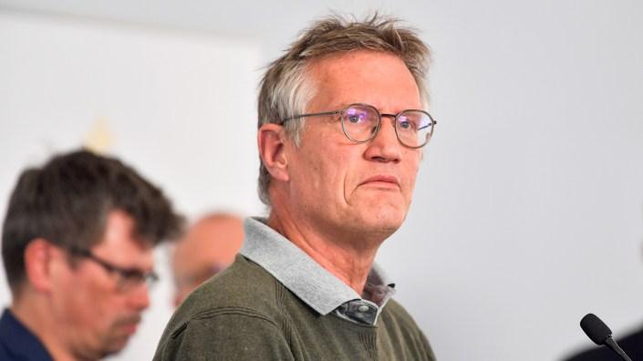 Anders Tegnell, Sweden
