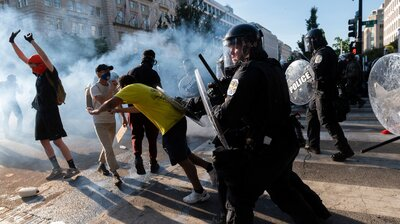 How Tear Gas Affects The Body