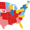 Cory Gardner 2020 Electoral Map Ratings: Biden Has An Edge Over Trump, With 5 Months To Go