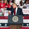 Trump, Republicans Raise $210 Million In August — Far Behind Democrats' Haul