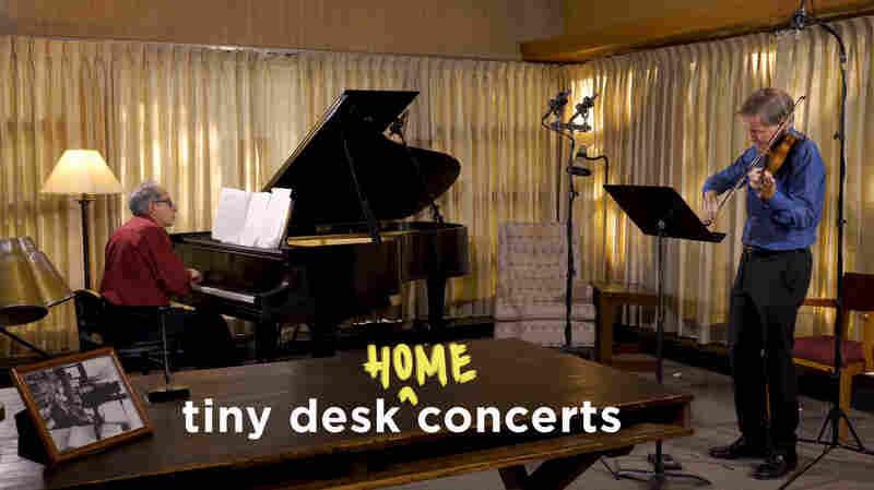 Copland House: Tiny Desk (Home) Concert