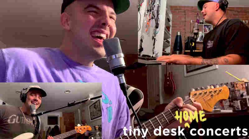 Mac Ayres: Tiny Desk (Home) Concert