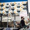 California Struggles To House Thousands Of Homeless Placed In Hotels During Pandemic