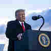 Trump Will Not Testify In Senate Impeachment Trial, Adviser Says
