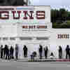 1st Time Gun Buyers Help Push Record U.S. Gun Sales Amid String Of Mass Shootings