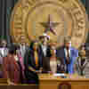 Texas Democrats Walk Out, Stop Republicans' Sweeping Voting Restrictions